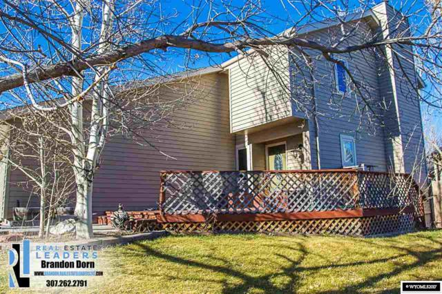 4820 E 16th Street, Casper, WY 82609 (MLS #20177026) :: Real Estate Leaders