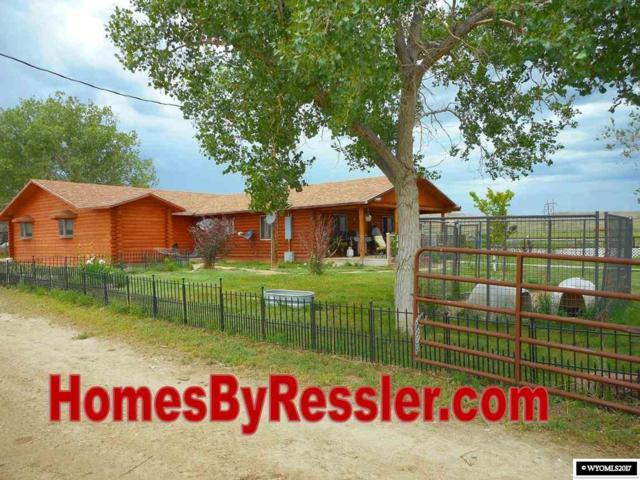 21000 Hwy 220, Casper, WY 82604 (MLS #20177066) :: RE/MAX The Group