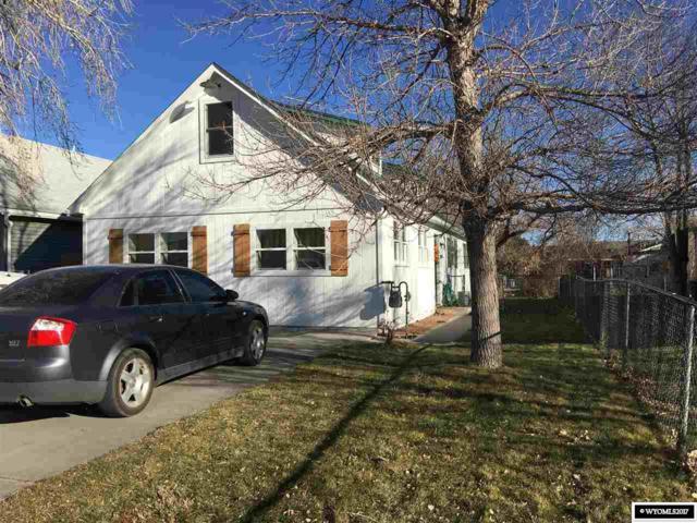 11 N Desmet Avenue, Buffalo, WY 82834 (MLS #20177073) :: Lisa Burridge & Associates Real Estate