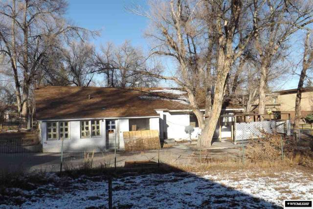 641-649 S 4th, Glenrock, WY 82637 (MLS #20177118) :: Lisa Burridge & Associates Real Estate