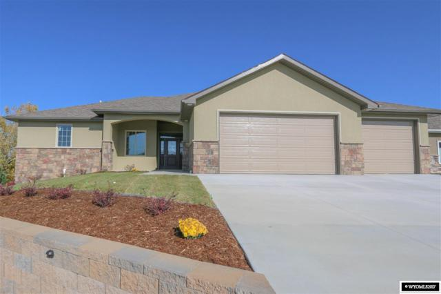 1571 Blue Spruce Drive, Casper, WY 82609 (MLS #20177152) :: RE/MAX The Group