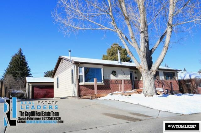 3200 Monte Vista Drive, Casper, WY 82601 (MLS #20177170) :: RE/MAX The Group