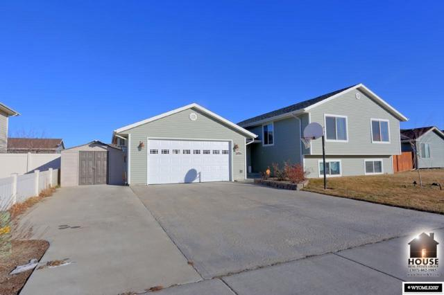 1810 Omaha Trail, Bar Nunn, WY 82601 (MLS #20177216) :: Lisa Burridge & Associates Real Estate