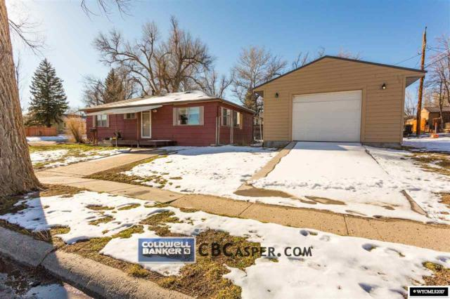 340 S Huber, Casper, WY 82609 (MLS #20177219) :: Lisa Burridge & Associates Real Estate