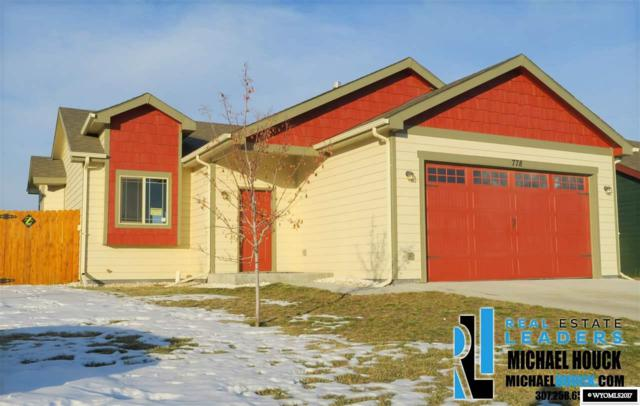 778 Whipsaw, Evansville, WY 82636 (MLS #20177220) :: Lisa Burridge & Associates Real Estate