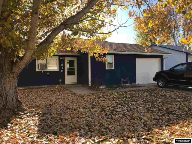 1818 Cardinal Street, Worland, WY 82401 (MLS #20177221) :: Lisa Burridge & Associates Real Estate