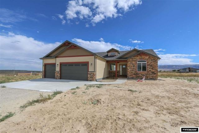 9000 Triumph Lane, Casper, WY 82604 (MLS #20177251) :: Lisa Burridge & Associates Real Estate