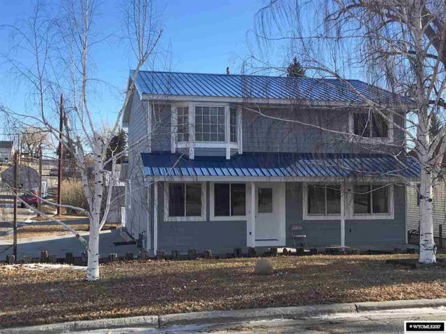 123 S Wyoming Avenue, Buffalo, WY 82834 (MLS #20177267) :: Real Estate Leaders