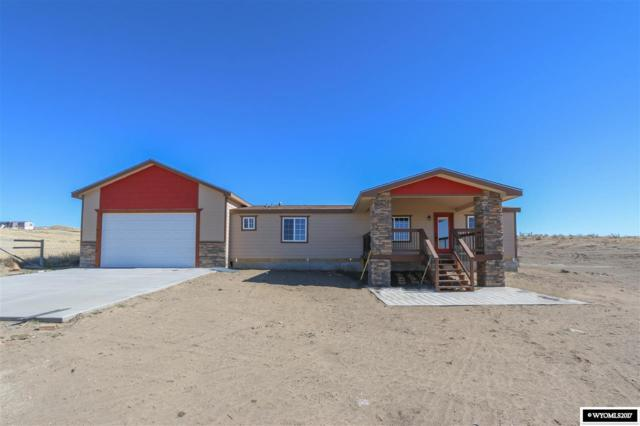 5343 Blue Rock Road, Evansville, WY 82636 (MLS #20177313) :: RE/MAX The Group