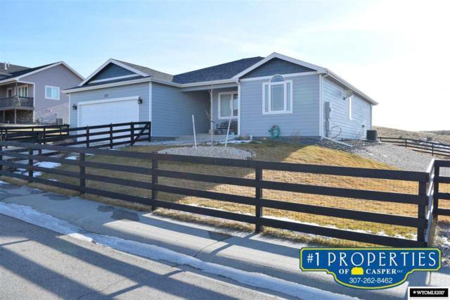 377 Miller Road, Glenrock, WY 82637 (MLS #20177328) :: Lisa Burridge & Associates Real Estate