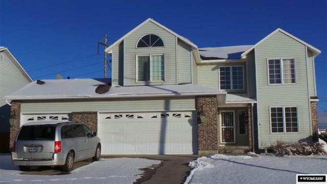 901 Woodhaven Drive, Rock Springs, WY 82901 (MLS #20177362) :: Lisa Burridge & Associates Real Estate