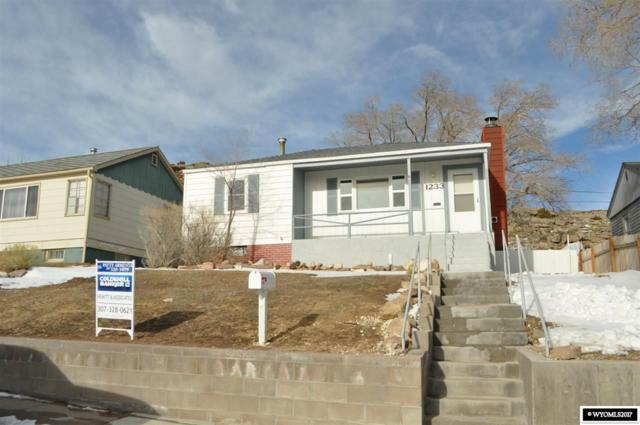 1233 High, Rawlins, WY 82301 (MLS #20177363) :: Real Estate Leaders