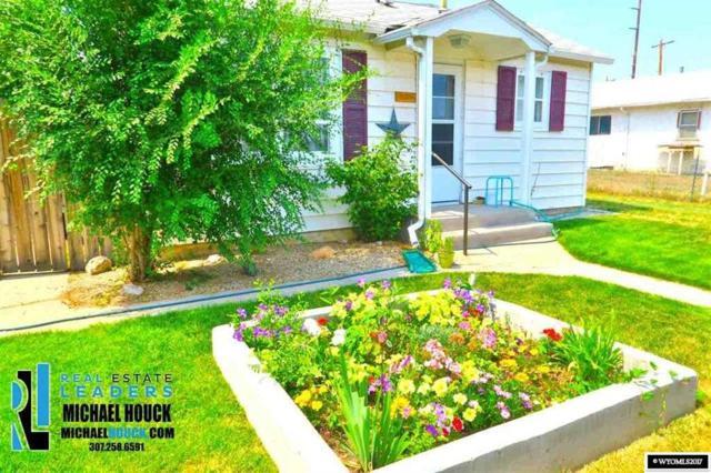 1024 N Grant, Casper, WY 82601 (MLS #20180004) :: Lisa Burridge & Associates Real Estate