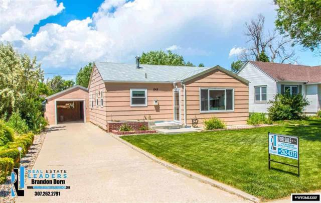 1968 S Chestnut, Casper, WY 82601 (MLS #20180012) :: RE/MAX The Group