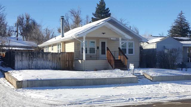 1736 S Mckinley Street, Casper, WY 82601 (MLS #20180020) :: Lisa Burridge & Associates Real Estate