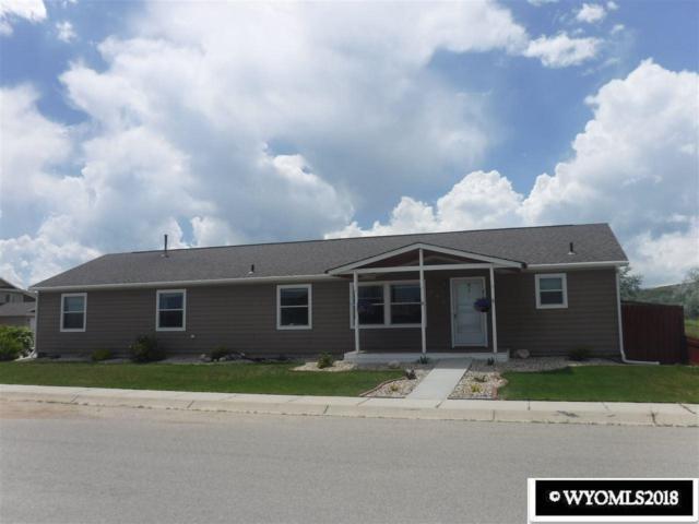 436 S Lucas Street, Buffalo, WY 82834 (MLS #20180105) :: Lisa Burridge & Associates Real Estate