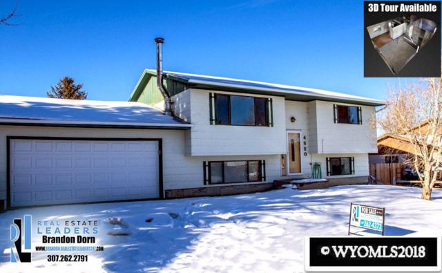 4820 S Elm, Casper, WY 82601 (MLS #20180114) :: RE/MAX The Group