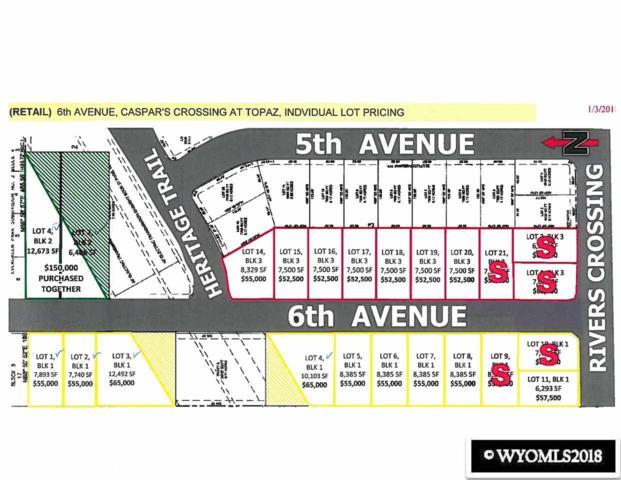 L16 Blk 3 6th Avenue, Mills, WY 82644 (MLS #20180123) :: Lisa Burridge & Associates Real Estate