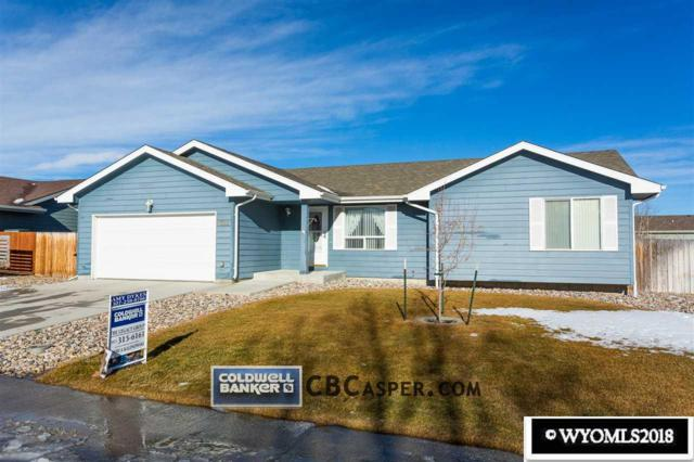 1722 Omaha Trail, Bar Nunn, WY 82601 (MLS #20180186) :: Lisa Burridge & Associates Real Estate