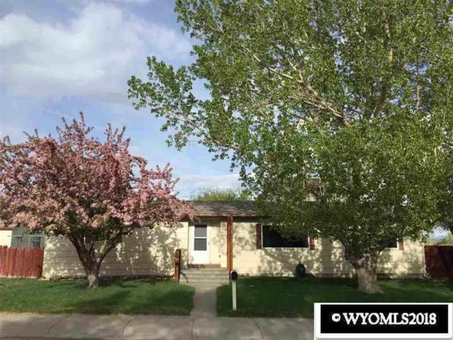 1315 Alpha, Rawlins, WY 82301 (MLS #20180208) :: Lisa Burridge & Associates Real Estate
