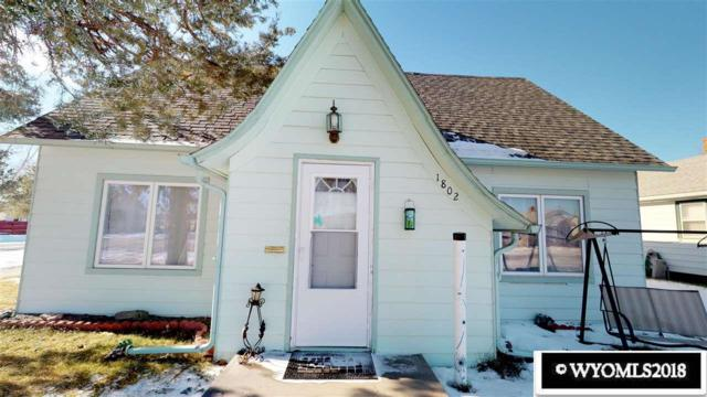 1802 E C Street, Torrington, WY 82240 (MLS #20180263) :: Lisa Burridge & Associates Real Estate