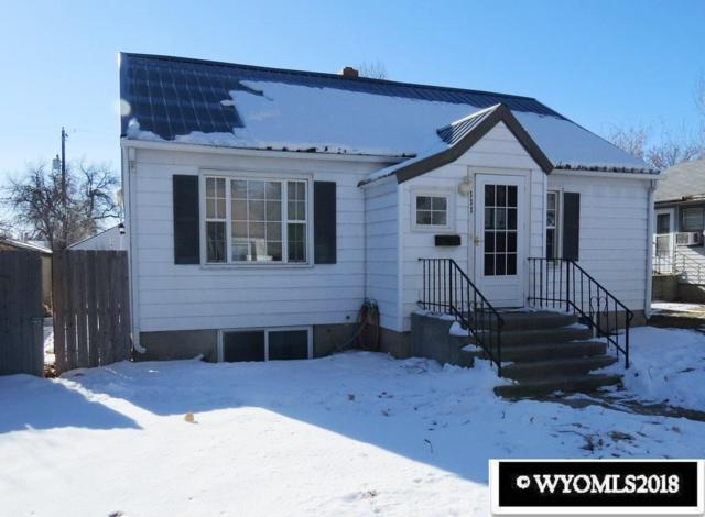 111 W Park Avenue, Riverton, WY 82501 (MLS #20180335) :: Lisa Burridge & Associates Real Estate