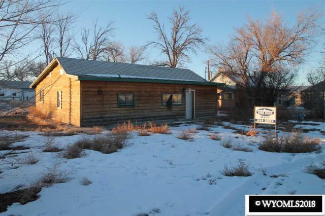 109 Oak Street, Shoshoni, WY 82649 (MLS #20180358) :: Lisa Burridge & Associates Real Estate