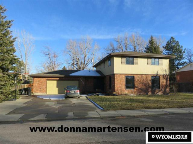 3225 Bella Vista Drive, Casper, WY 82601 (MLS #20180367) :: RE/MAX The Group