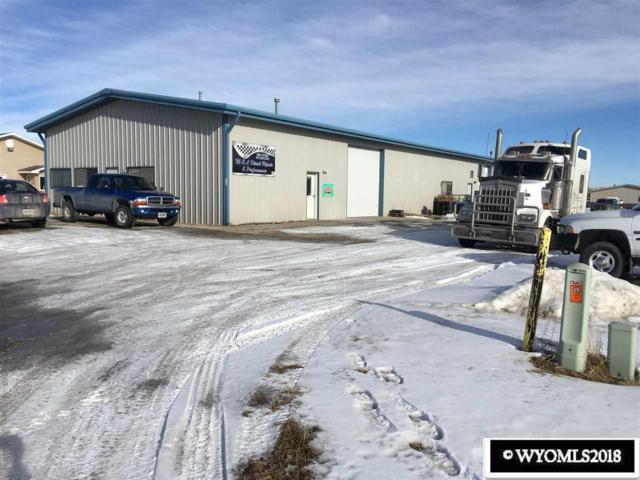 203 Flatiron Drive, Buffalo, WY 82834 (MLS #20180395) :: Real Estate Leaders