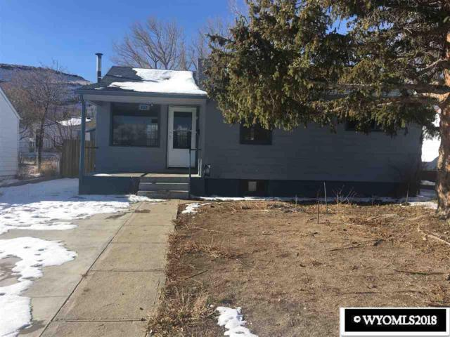 222 E Jeffers Street, Rawlins, WY 82301 (MLS #20180422) :: Real Estate Leaders