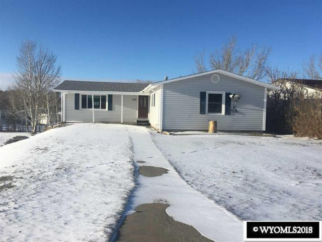 111 S 5th Street, Hanna, WY 82301 (MLS #20180426) :: Real Estate Leaders
