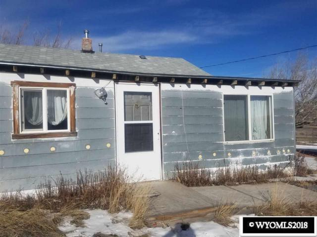 132 N Tipperary, Hanna, WY 82327 (MLS #20180457) :: Lisa Burridge & Associates Real Estate