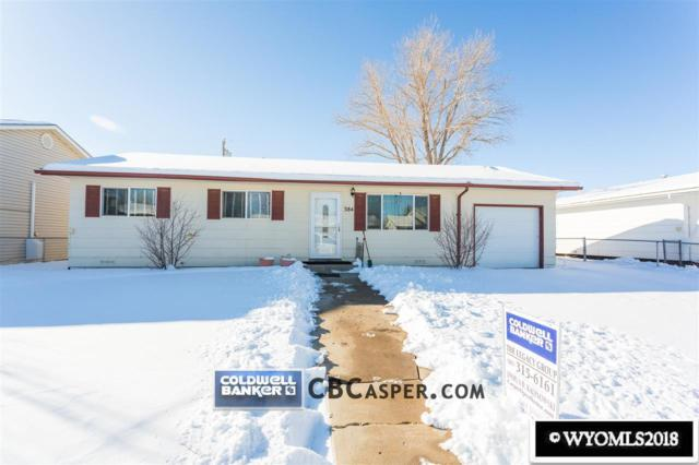 384 N Curtis, Evansville, WY 82636 (MLS #20180463) :: RE/MAX The Group
