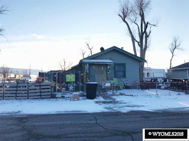 807 Platte Avenue, Mills, WY 82644 (MLS #20180508) :: RE/MAX The Group
