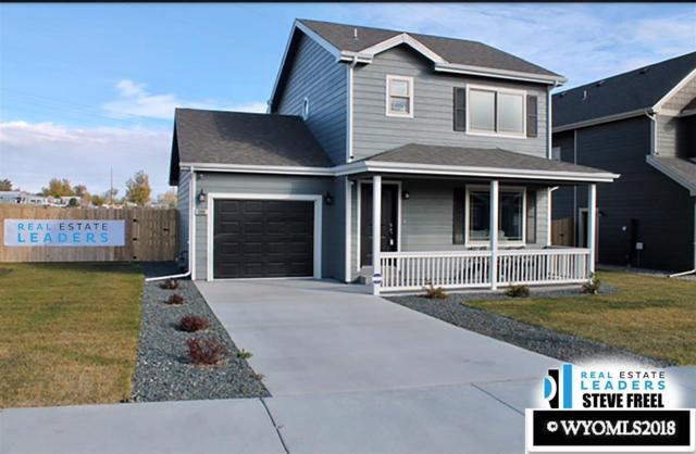 4888 Pontiac Street, Mills, WY 82644 (MLS #20180517) :: RE/MAX The Group