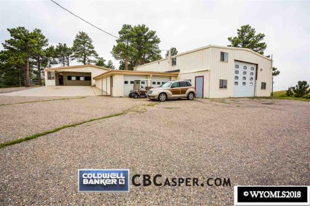 2755 Garden Creek Road, Casper, WY 82601 (MLS #20180519) :: RE/MAX The Group