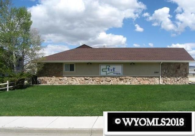 2180 W Teton, Green River, WY 82935 (MLS #20180522) :: Lisa Burridge & Associates Real Estate