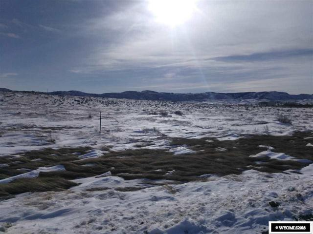 28 Sage Meadow Road Road, Glenrock, WY 82637 (MLS #20180535) :: Lisa Burridge & Associates Real Estate