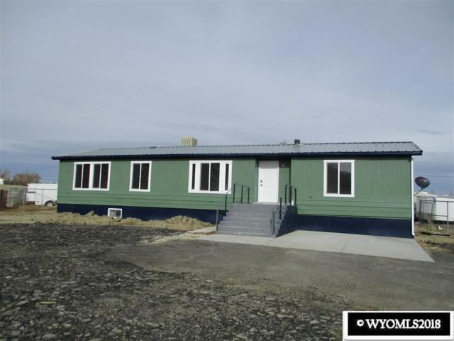 398 Turret Drive, Rock Springs, WY 82901 (MLS #20180554) :: Lisa Burridge & Associates Real Estate