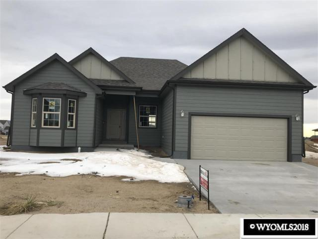1823 Zuni Trail, Bar Nunn, WY 82604 (MLS #20180557) :: RE/MAX The Group