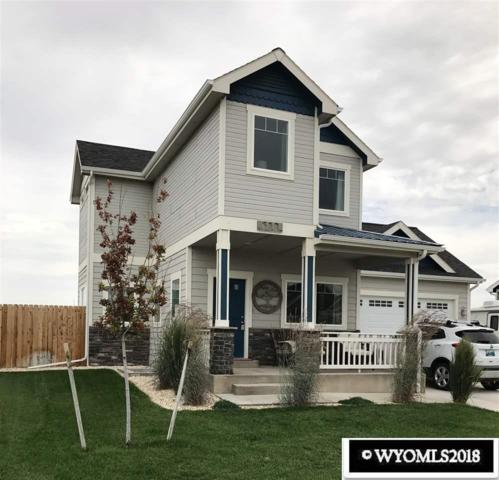 612 Toll Street, Evansville, WY 82636 (MLS #20180563) :: RE/MAX The Group