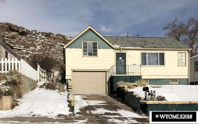 1237 High Street, Rawlins, WY 82301 (MLS #20180597) :: Lisa Burridge & Associates Real Estate