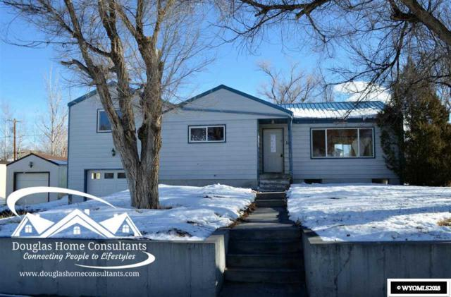 119 N 8th Street, Douglas, WY 82633 (MLS #20180618) :: RE/MAX The Group