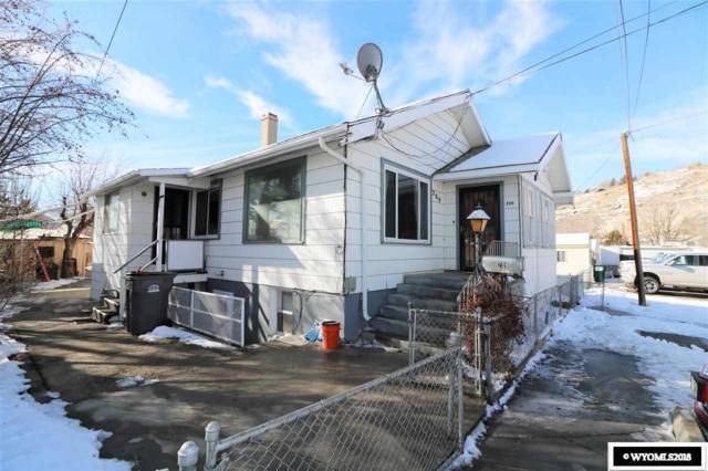 209 Meade Street, Rock Springs, WY 82901 (MLS #20180623) :: Lisa Burridge & Associates Real Estate