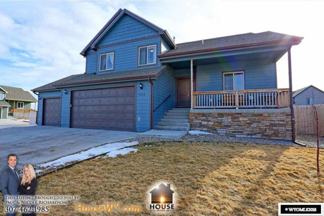 2113 Kalina Trail, Bar Nunn, WY 82601 (MLS #20180643) :: Lisa Burridge & Associates Real Estate