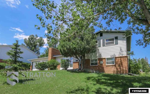 1900 Kingsboro Road, Casper, WY 82604 (MLS #20180644) :: Real Estate Leaders