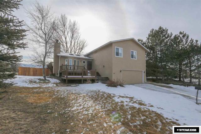 1624 Begonia, Casper, WY 82604 (MLS #20180647) :: RE/MAX The Group