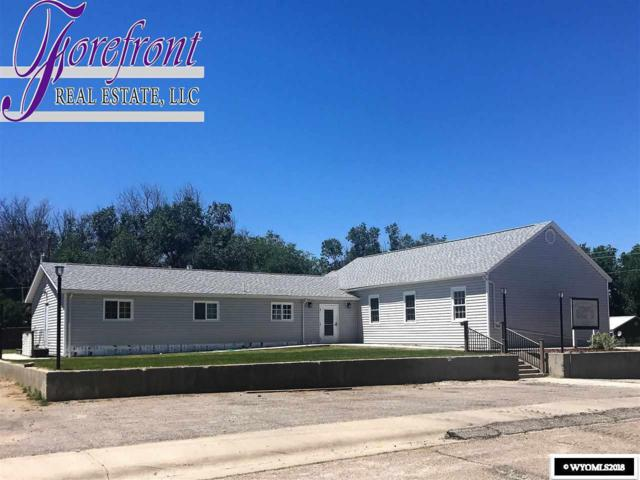 125 N 7th Street, Glenrock, WY 82637 (MLS #20180650) :: RE/MAX The Group