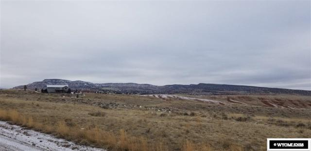 Tract 15 Sable Run Subdivision, Thermopolis, WY 82443 (MLS #20180670) :: Real Estate Leaders