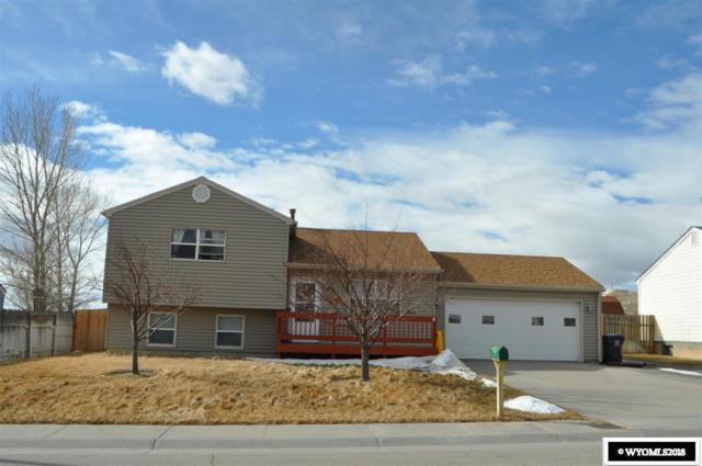 2420 Dunblane Drive, Rawlins, WY 82301 (MLS #20180699) :: Real Estate Leaders